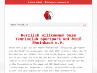 Tennisclub Rot-Weiß Rheinbach