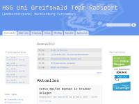 HSG Universität Greifswald e.V. - Team Radsport