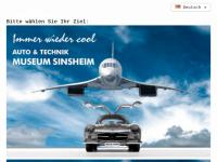 Sinsheim und Speyer, Auto- und Technik-Museen