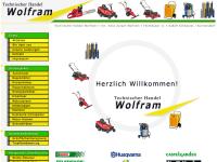 Technischer Handel Wolfram, Inh. Hans Jürgen Wolfram