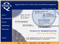 TEQUA - Frank-Günther Krieg, Jörg Ohst