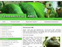 Terraristik ABC