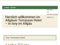 Isnyland Terrassen Hotel