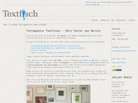 Textfisch - Christoph Römer