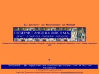 Textservice - Angelika Ulrich