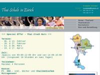 Thai Schule in Zürich