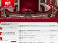 Arnstadt, Theater im Schlossgarten