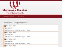Modernes Theater Tirschenreuth