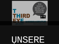 The third eye, Werbeagentur Barbara Krichbaum