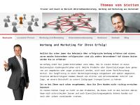 Thomas von Stetten - Unternehmensberater für Werbung und Marketing