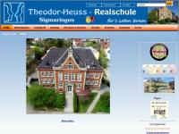 Theodor-Heuss-Realschule Sigmaringen