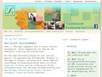 Thüringer Ehrenamtsstiftung