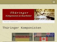 Thüringer Komponisten und Bearbeiter