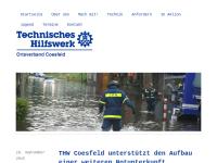 THW Ortsverband Coesfeld