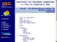 TUHH - Arbeitsbereich Technische Informatik 3 - Programmiersprachen und Algorithmen