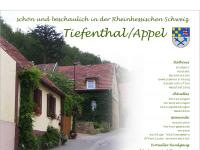Ortsgemeinde Tiefenthal (Rheinhessen)