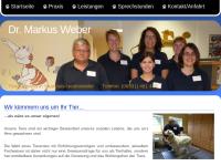 Weber, Dr. med. vet. Markus Tierarzt Neuforweiler
