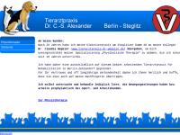Dr. C.-S. Alexander Tierarzt
