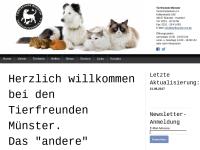 Tierfreunde Münster Tierschutzverein e. V.