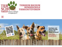 Tierschutzverein Bochum, Hattingen und Umgebung e.V.