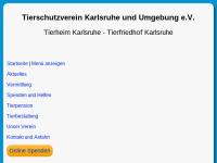 Tierschutzverein Karlsruhe und Umgebung e.V.