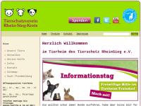 Tierschutze für den Rhein-Sieg-Kreis e.V.