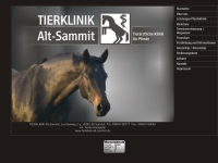 Tierärztliche Klinik Alt Sammit - Pferdeklinik in Mecklenburg-Vorpommern