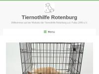 Tiernothilfe Rotenburg an der Fulda 1995 e.V.