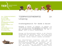 Tierphysiotherapie Leipzig