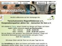 Tierschutzverein Rügen/Hiddensee