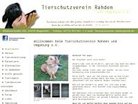 Tierschutzverein Rahden und Umgebung e.V.