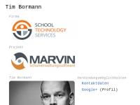 Tim Bormann