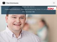 Ostermann, Dr. Tim (MdB)