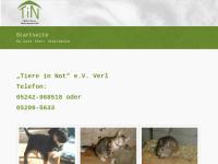 Tiere in Not e.V.