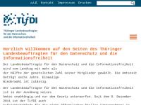 Thüringer Landesbeauftragter für den Datenschutz