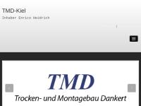 TMD Kiel - Trockenbau und Montagebau Dankert