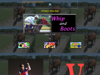 Whip and Boots
