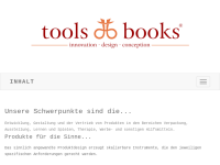 Tools & books, international design company