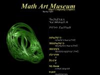 Math Art Museum