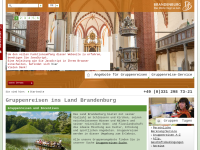 Offizielle Touristikpartner-Website des Reise Landes Brandenburg