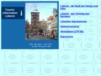 Tourist Information Lübeck
