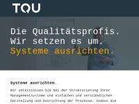 Steinbeis Transferzentren Qualität im Unternehmen (TQU)
