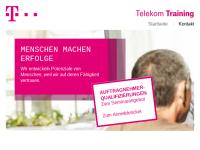 Deutsche Telekom Training GmbH