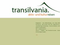 transilvania. aktiv- und kulturreisen