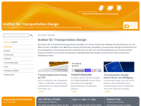 Institut für Transportation Design (ITD)