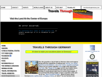 Travels Through Germany - Airlines and Airports