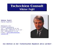 Viktor Fojtl - Tschechien Consult