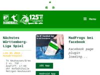 TSF Ditzingen Handball