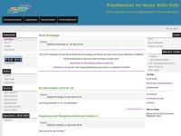 Tischtennis im Kreis Köln-Erft