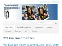 Tischtennisverband Schleswig-Holstein